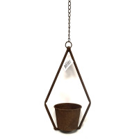 Hanging Metal Planter - MH011