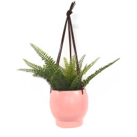 ROSE HANGING PLANTER SMALL - SY017