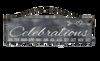 Gray Custom Birthday Calendar - Custom Name