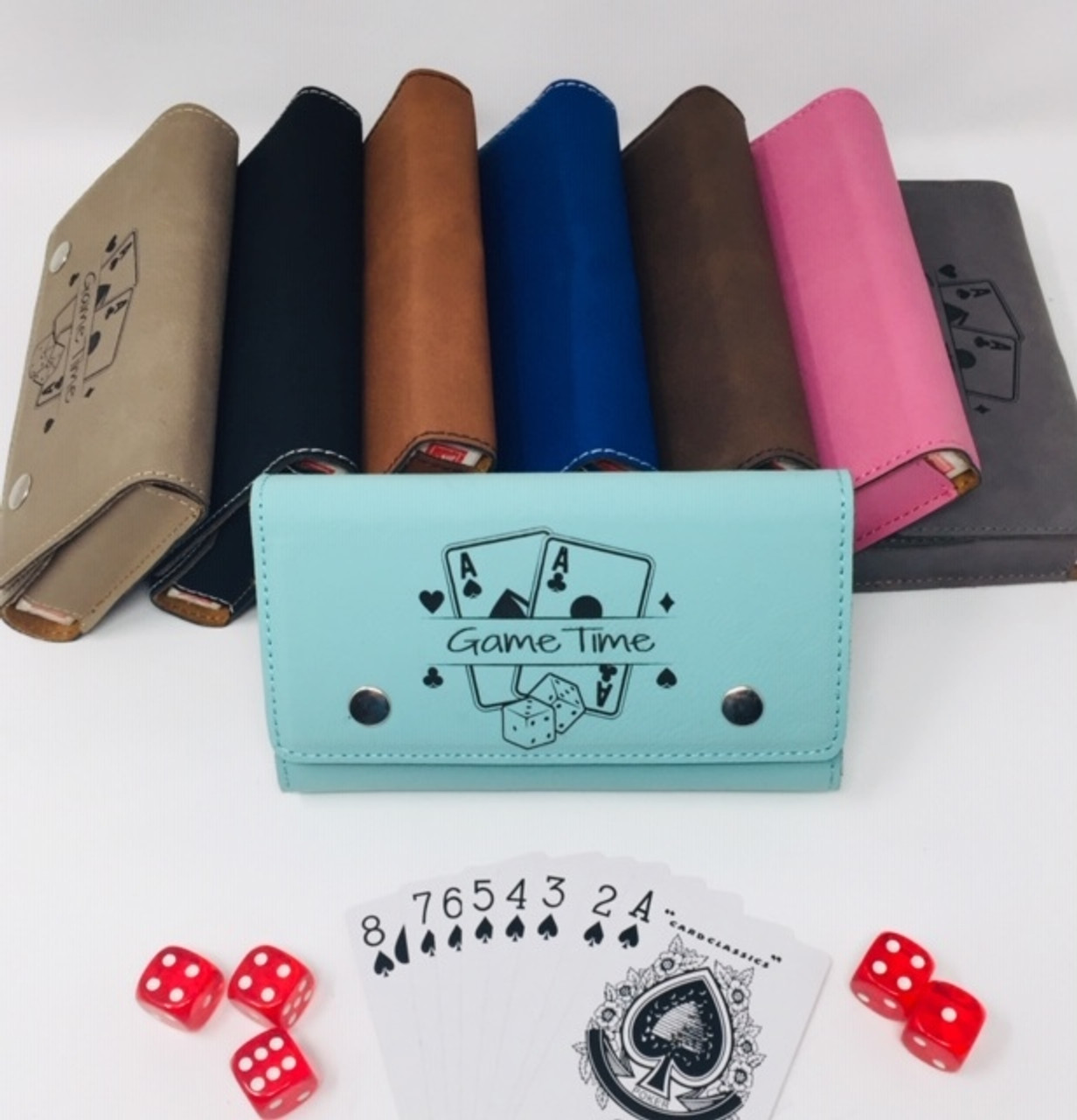 Card & Dice Game Pack