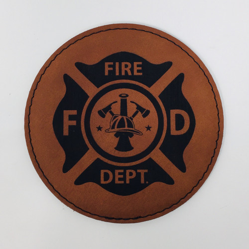 Firefighter Coaster Set