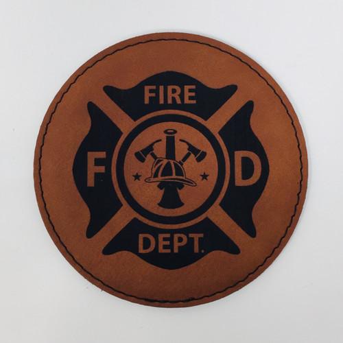 Firefighter Coaster Set