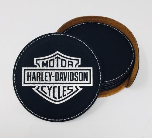Harley Davidson - Coaster Set