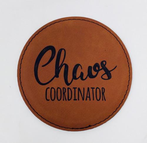 Chaos Coordinator - Coaster Set