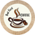 "8"" Velcro Circles Coffee"