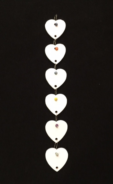 6 - Hearts for Birthday Calendars