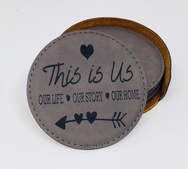 This is Us - Coaster Set
