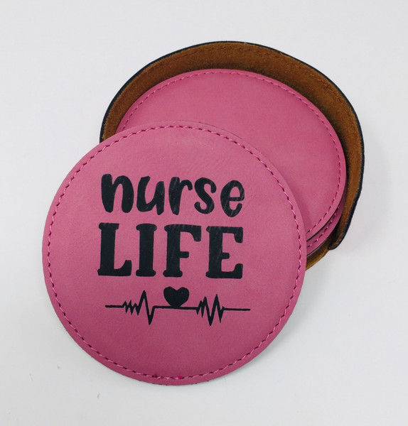 Nurse Life - Coaster Set