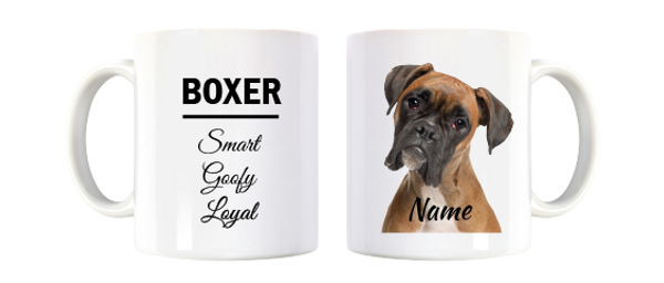 Boxer - Dog Breed Coffee Mug