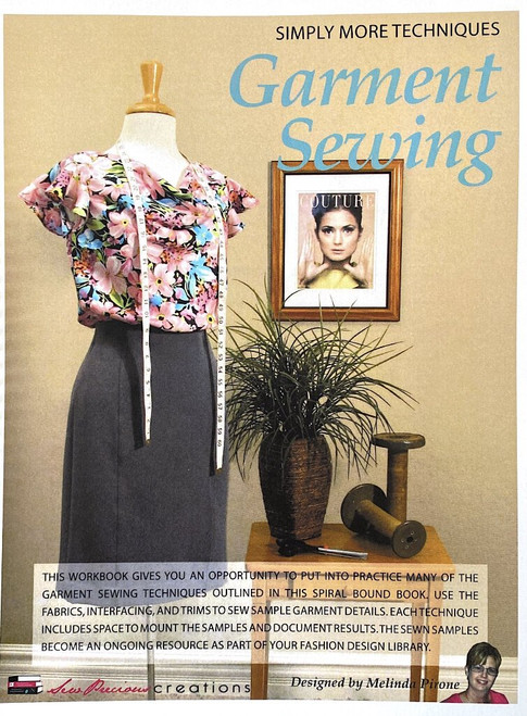 Simply More Techniques - Garment Sewing Book