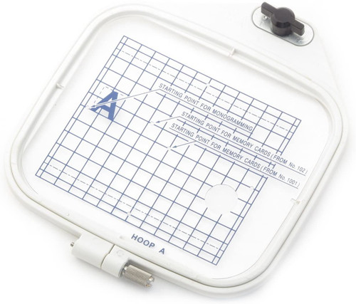 JANOME EMBROIDERY HOOP A