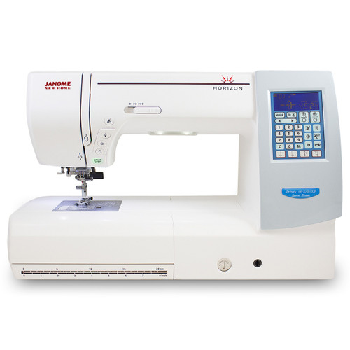 Janome 8200QCP SE (Horizon Memory Craft Special Edition) Sewing and Quilting Machine