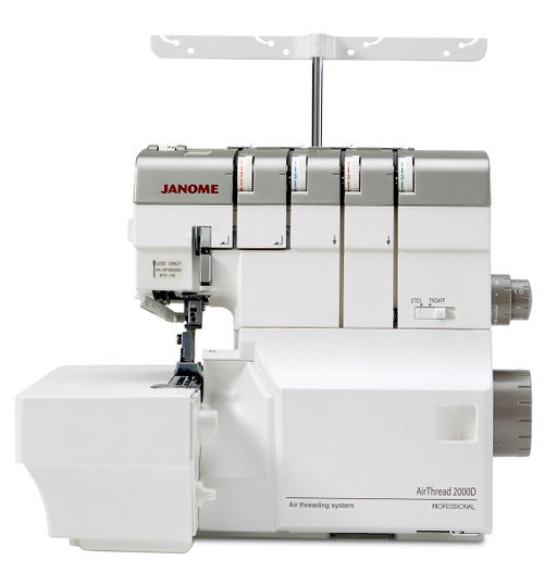 Janome AT2000D (Professional Air Threader Overlock Serger)