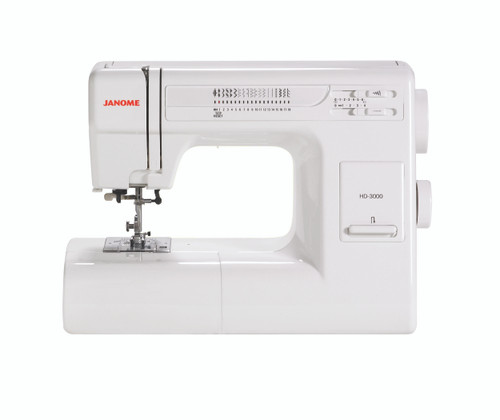 Janome HD3000 (Heavy Duty) Sewing Machine
