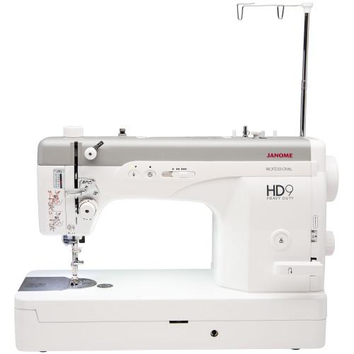 Janome HD9-V2 (Professional High Speed Straight Stitch Machine with Jumbo Bobbin)