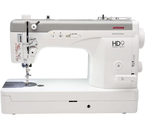 Janome HD9 V2 Professional (High Speed Heavy Duty Straight Stitch Machine)