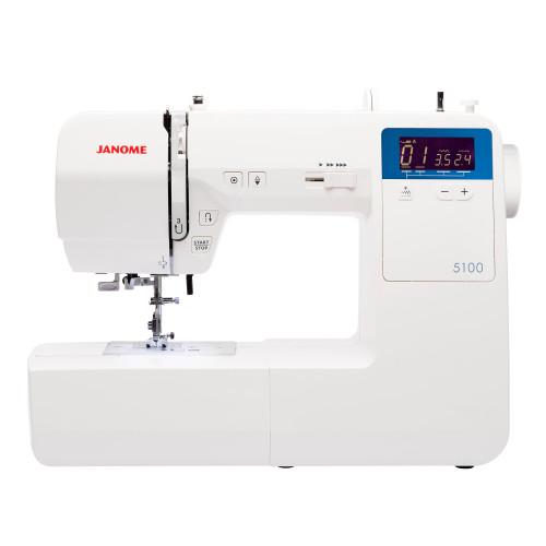 Janome 5100 (with Bonus Quilting Kit)