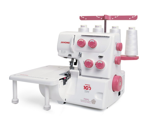 Janome 792PG Anniversary Edition (with Extension Table)