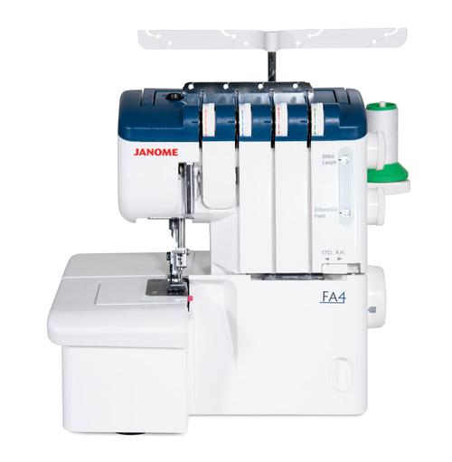 Janome-FA4 (Free-Arm Heavy-Duty Overlock Serger)