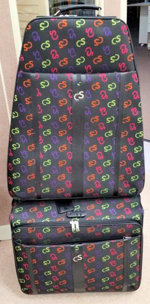 Pfaff Creative Sensation Luggage Set