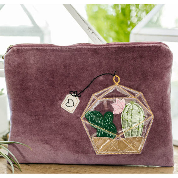 Kimberbell Embroidery Fill In The Blank - April 2021 (Daytime Class)