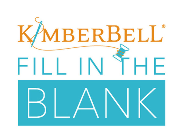 Kimberbell Embroidery Fill in the Blank - August 2021 (Daytime Class)