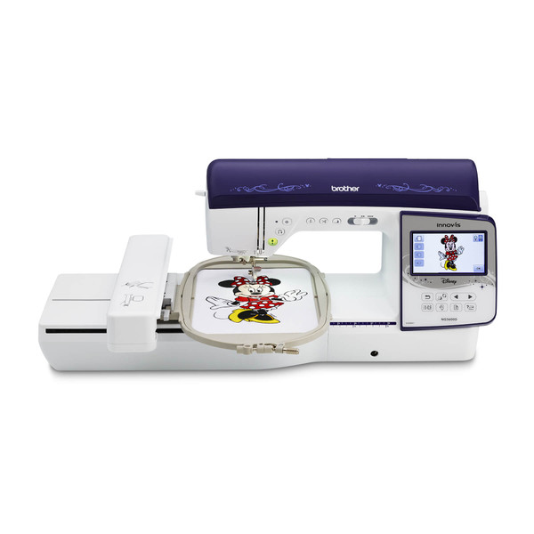 Brother NQ3600D (The Fashionista 2 Sewing, Quilting and Embroidery Machine)