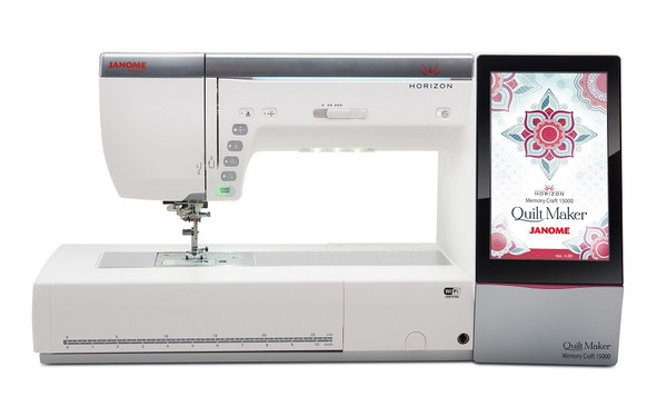 Janome 15000 V3 (Horizon Quilt Maker Memory Craft - MC15000) Machine