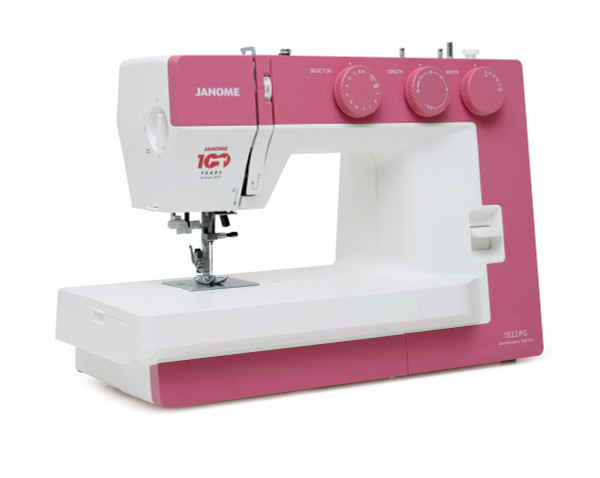 Janome 1522PG (Pink - Anniversary Edition)