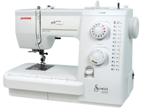 Janome 625E Sewist Sewing Machine