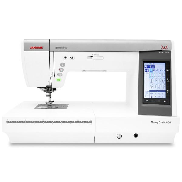 Janome Horizon Memory Craft 9450 QCP Sewing Machine