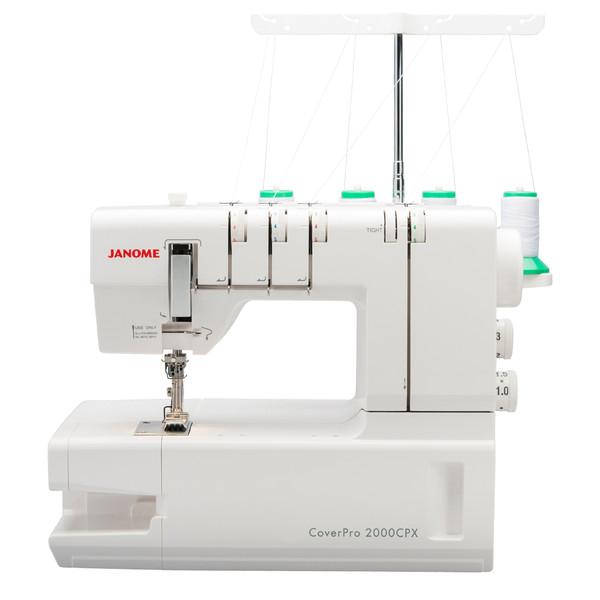 Janome CoverPro 2000CPX (Coverstitch) Machine
