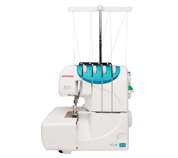 Janome FOUR-DLB (Compact Serger) Overclock Machine