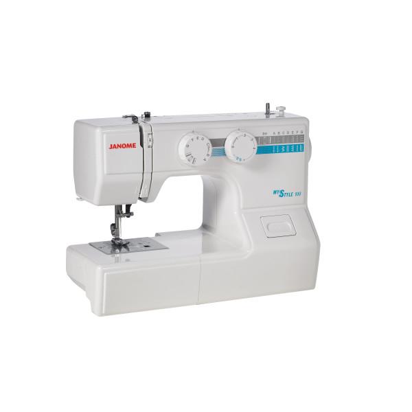 Janome MyStyle 100 (My Style) Sewing Machine