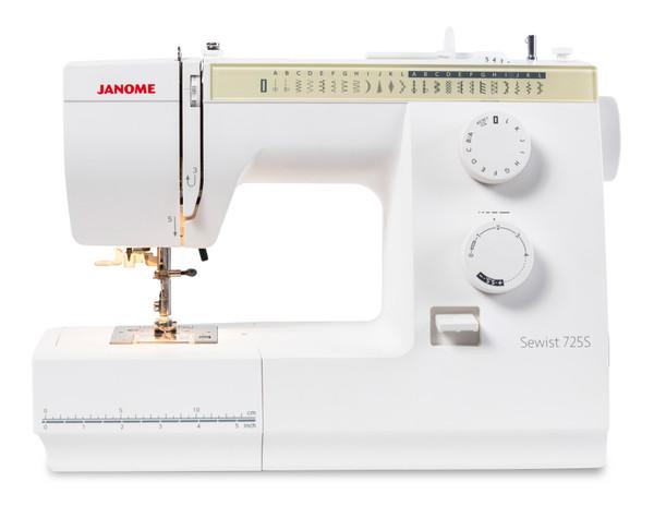 Janome Sewist 725S (Mechanical Sewist) Sewing Machine