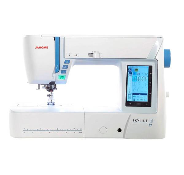 Janome Skyline S7 (Skyline 7) Sewing Machine
