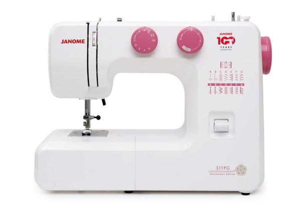 Janome 311PG (Anniversary Edition) Sewing Machine