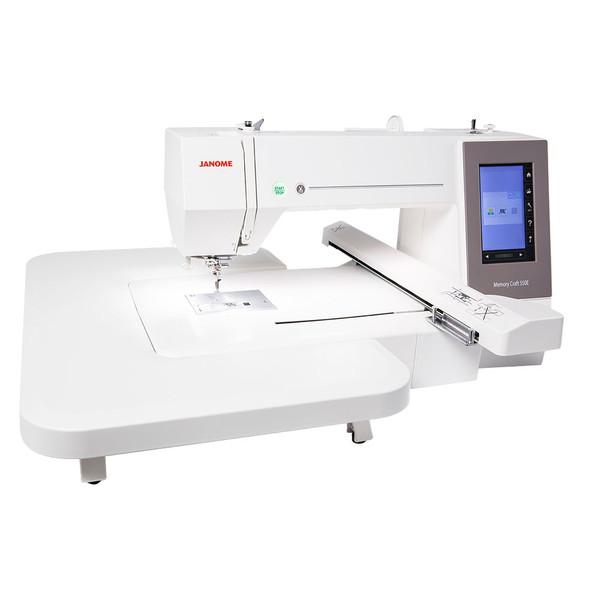 Janome Memory Craft 550E Embroidery Only Machine (MC550E)
