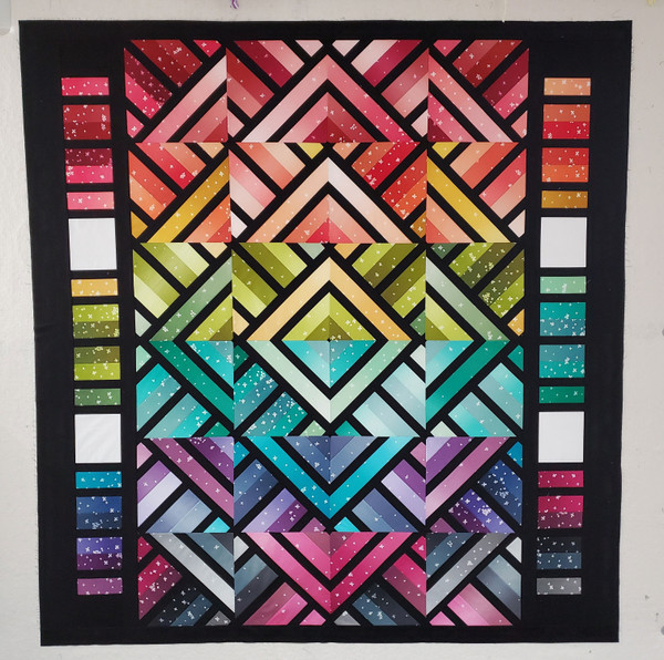 Fractured: Beginner Quilt Pattern Class with Billie Prost
