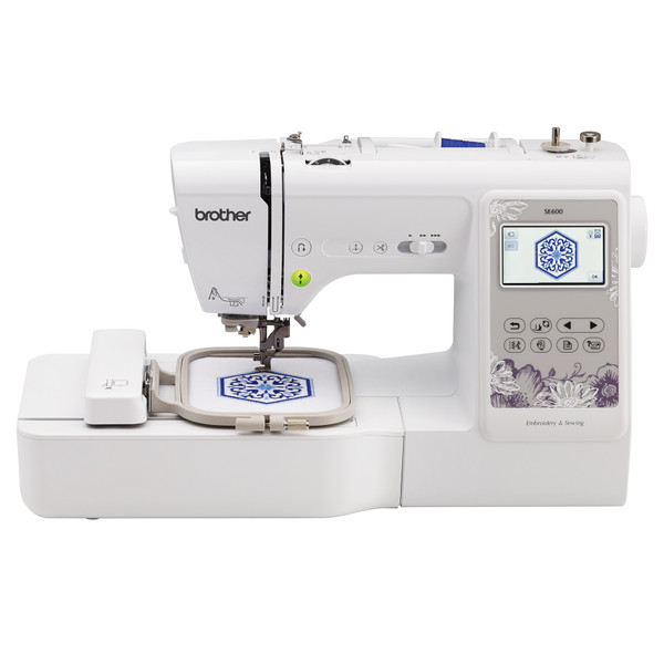 Brother SE600 (Sewing, Quilting & Embroidery Machine)