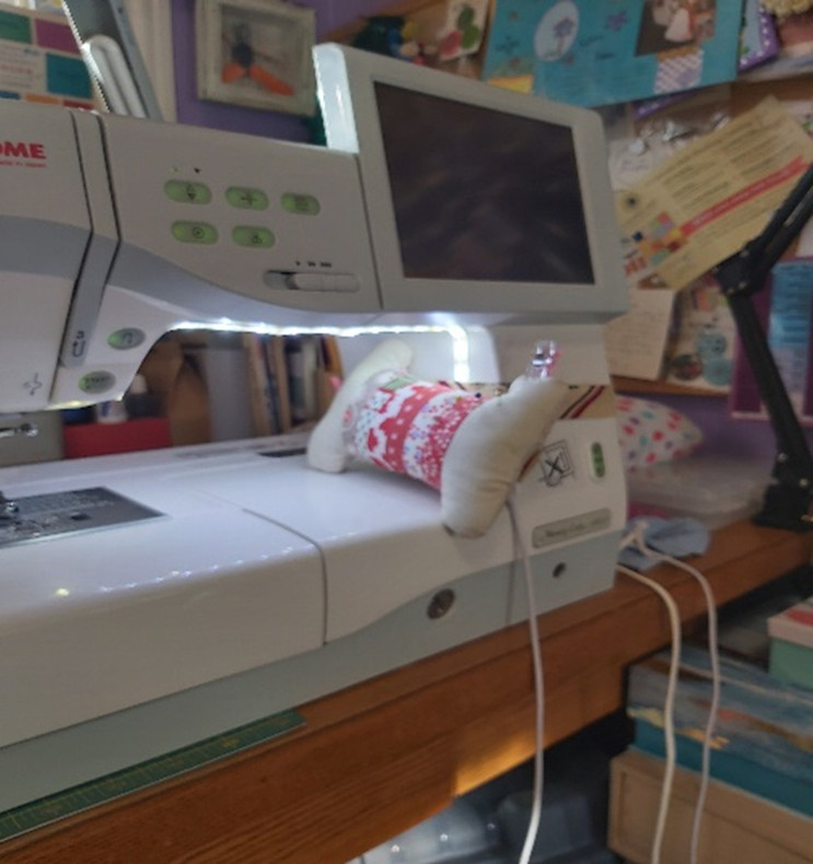 Connecting Virtually in our Sewing Community