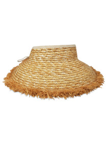 157 SHORE VISOR - NATURAL