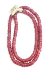 TRADE BEADS NECKLACE - PINK