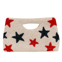 1200 CUT OUT HANDLE CLUTCH - IVO/NAVY/RED