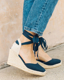 545 CLASSIC WEDGE - BLUSH