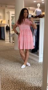 Feloi Dress - Pink