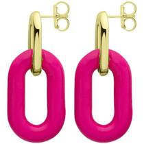 RBRR1012PK Small Shakedown Earrings - Pink