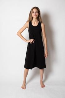 LEA001 Leanne Dress - Black