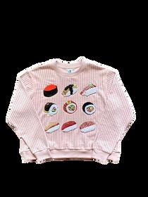 1143 Sushi Sweatshirt - Pink