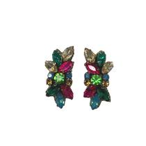 ERF422 Jeweled Stud